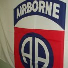 U.S. 82ND AIRBORNE FLAG...3'X5'