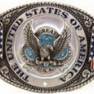 THE GREAT SEAL OF THE UNITED STATES BELT BUCKLE