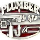 PLUMBER SISKIYOU ACCESSORY OCCUPATION BELT BUCKLE