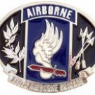 173RD AIRBORNE BRIGADE BELT BUCKLE...MADE IN USA