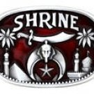 SHRINE SHRINERS ORGANIZATION BELT BUCKLE