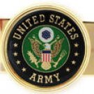 U.S. ARMY INSIGNIA MONEY CLIP