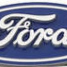 FORD OFFICIAL TRADEMARK LOGO BELT BUCKLE