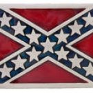 CSA, CONFEDERATE STATES OF AMERICA, CONF. FLAG BUCKLES