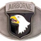 U.S. Airborne Military Belt Buckle by Bergamot...$15.99