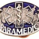 PARAMEDIC BELT BUCKLE...MADE IN USA....PEWTER BUCKLE