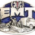EMT (EMERGENCY MEDICAL TECHNICIAN) BUCKLE BY SISKIYOU