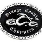 ORANGE COUNTY CHOPPERS MOTOCYCLE BELT BUCKLE