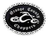 ORANGE COUNTY CHOPPERS MOTOCYCLE BELT BUCKLE