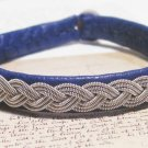 Blue Swedish Lapland Bracelet