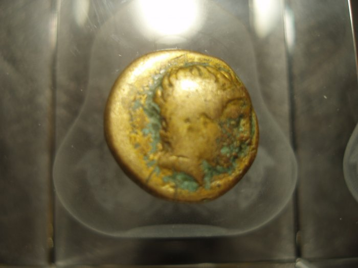 *POLY*PHILIP II Alexander's great father 7g 18.5m C033