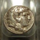 *POLY*PHILIPPOS III ARRHIDAIOS tetradrachm 17g 26m C032