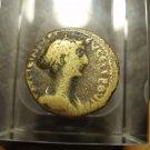 *POLY* Roman Faustina II Neapolis AE 12.6g 28m C030