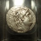 *POLY*Antiochus Euergetes VII tetradrachm 16g 30m C029