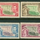 Southern Rhodesia Coronation 1937 full set MNH S00070