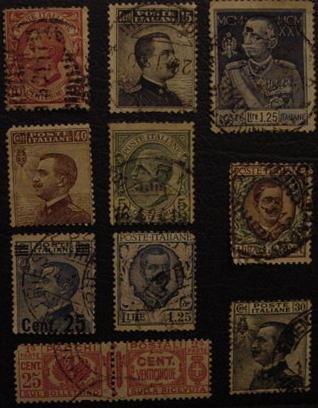 ITALY ITALIA 1901-20 Vittorio Emanuele III VFU - S00202