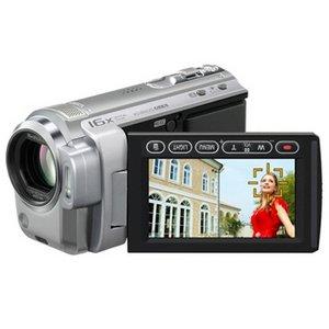 Panasonic HDC-TM10K Hard Drive Full HD Camcorder (Black)