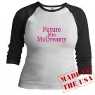 Future Mrs. McDreamy Jr. Raglan