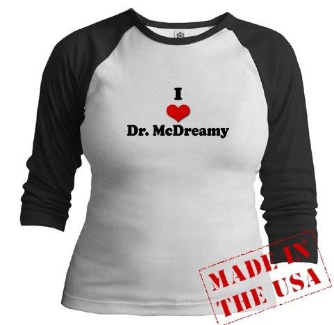 I Heart Dr. McDreamy Jr. Raglan