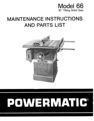 Powermatic 66 activation code