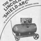 Lincoln Shield-Arc Welder Instruction Manual IM-103-A