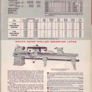 South Bend Lathes Full Products Catalog 6601