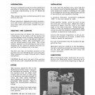 Monarch 10EE Operation Instructions and Parts Manual