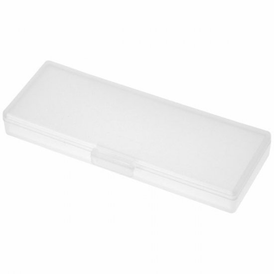 Muji Japan - PP case for first aid and cotton