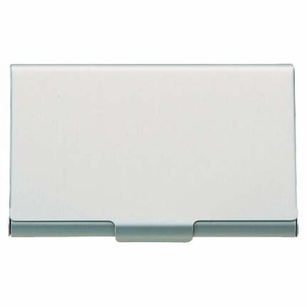 Muji Japan - Aluminum Card Case - Thick