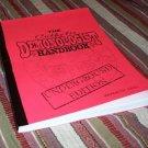 Catholic Demonologist Handbook  (Demon/Ghost Hauntings)