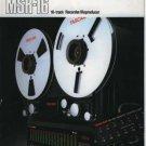 TASCAM MSR-16 MSR16 Reel-to-Reel * SERVICE manual *