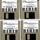 TECHNICS SX-KN7000 / KN7000 v1.4 OS ** UPDATE
