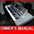TECHNICS SXKN-7000 KN7000 OWNERS MANUAL