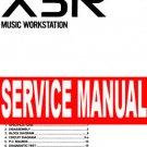 KORG X3R  X3-R  X-3r  x3/r   ** SERVICE MANUAL **