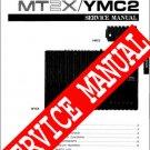 YAMAHA MT2X 4-TRK SERVICE  MANUAL