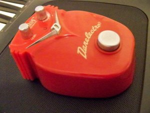 DANELECTRIC Pastrami Overdrive Distortion *Good Cond*