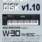 ROLAND W-30 W30 System OS Floppy Disk v1.10