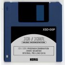 KORG X3 X-3 X3R X-3R * FACTORY PRELOAD DATA DISK