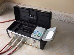Toolbox Sprinkler(tm) Portable/Programable  Lawn+Garden