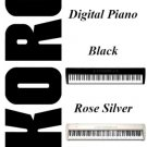 KORG SP-200 SP200 Digital Piano Repair / Service Manual