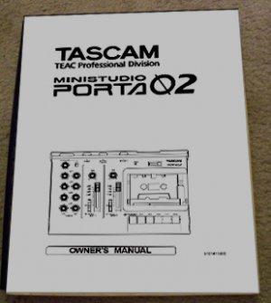TASCAM Porta 02  * REPAIR / SERVICE MANUAL*