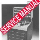 STUDER REVOX A800 A-800 REPAIR / SERVICE Manual ~Paper!