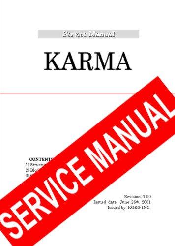 korg karma synth repair service manual w schematics rh ecrater com Korg Prophecy Korg Prophecy