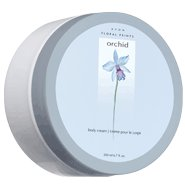 Floral  Prints  Orchid Body Cream