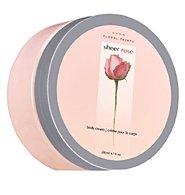 Floral Prints Sheer Rose Body Cream