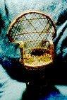 Wicker Doll chair