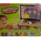 FISHER PRICE SPLASTER WIRELESS BRUSH KIDS DRAWING BRUSH P6843