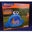 BANZAI FISH SPRAY POOL TODDLER KIDS SWIM SWIMMING POOL 69897