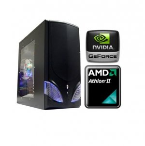 AMD Athlon II X2 3Ghz Dual Core Nvidia Gaming Computer