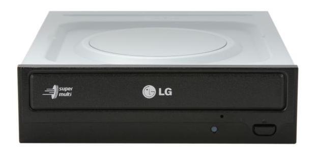 LG CD/DVD Burner Black SATA